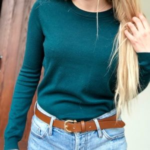 Turquoise Spring Sweater